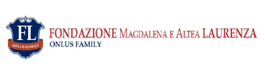 Fondazione Magdalena e Altea Laurenza onlus family logo - roberta depollo